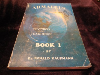 Image for Armadeus - Prophecy and Teachings in the New Ages, Book 1