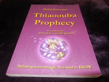 Image for Thiaoouba Prophecy (first published as: Abduction to the Ninth Planet : A True Report by the Author Who Was Physically Abducted to Another Planet)