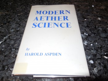 Image for Modern Aether Science
