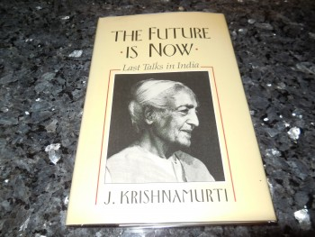 Image for The Future Is Now: Last Talks in India