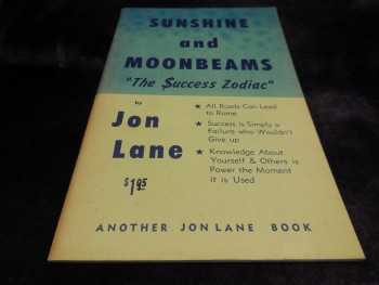 "Image for Sunshine and Moonbeams - ""The Success Zodiac"""