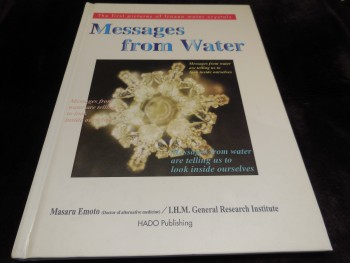 Image for The Message from Water