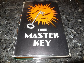 Image for The Master Key in Twenty-Four Parts With Questionnaire and Glossary