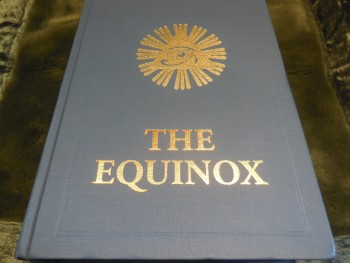 Image for The Equinox Volume 3 Number 1 (The Blue Equinox)