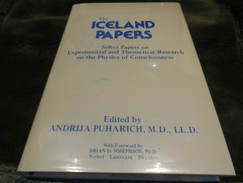 Image for Iceland Papers: Select Papers on Experimental and Theoretical Research on the Physics of Consciousness