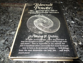 Image for Telecult Power: The Amazing New Way to Psychic and Occult Wonders