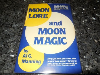 Image for Moon Lore and Moon Magic