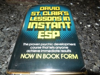 Image for David St. Clair's Lessons in Instant ESP
