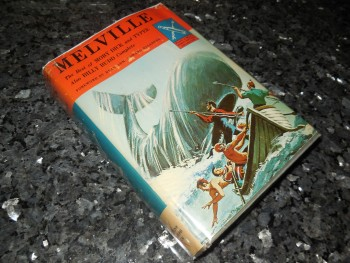 Image for Melville: The Best of Moby Dick and Typee, also Billy Budd Complete