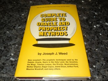 Image for Complete Guide to Oracle and Prophecy Methods