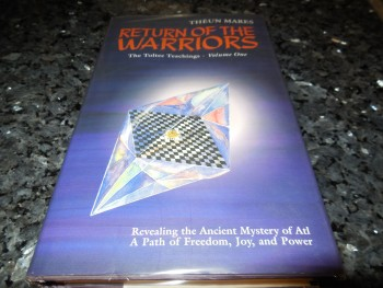 Image for Return of the Warriors: Volume One of The Toltec Teachings