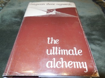 Image for The Ultimate Alchemy, Volume 1 (Atma Pooja Upanishad)