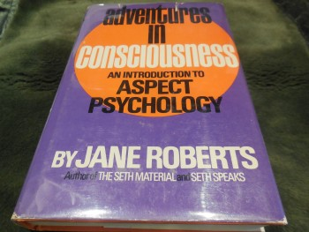 Image for Adventures in Consciousness: An Introduction to Aspect Psychology