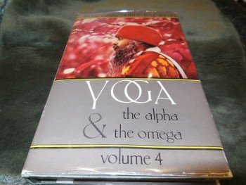 Image for Yoga: The Alpha and the Omega, Vol. 4