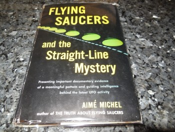Image for Flying Saucers and the Straight-Line Mystery