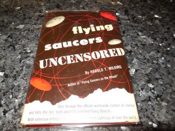 Image for Flying Saucers Uncensored