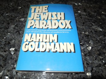 Image for The Jewish Paradox - A Personal Memoir of Historic Encounters That Shaped the Drama of Modern Jewry