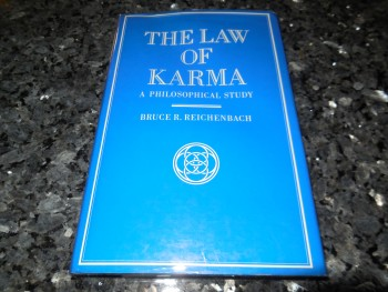 Image for Law of Karma: A Philosophical Study