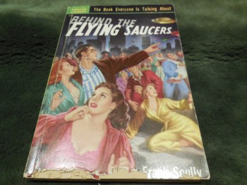 Image for Behind the Flying Saucers