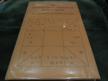 Image for The Astrological History of Masha'allah (Harvard East Asian Series,)