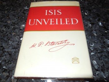 Image for Isis Unveiled - A Master Key to the Mysteries of Ancient and Modern Science and Theology, Volume II: Theology