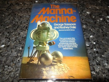 Image for The Manna Machine