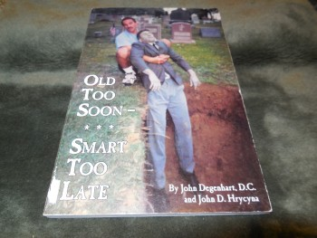 Image for Old too Soon-Smart too Late