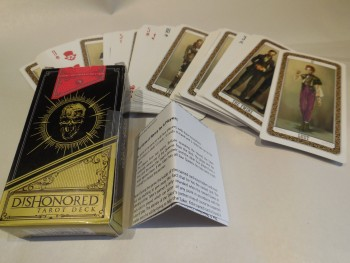 Image for Dishonored Tarot Deck (Game of Nancy)