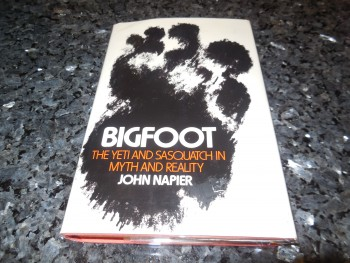 Image for Bigfoot; The Yeti and Sasquatch in Myth and Reality