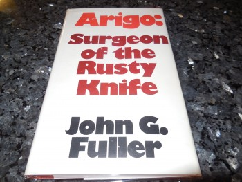 Image for ARIGO - Surgeon of the Rusty Knife