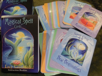 Image for Magical Spell Cards (Large Card Decks)