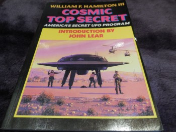 Image for Cosmic Top Secret - America's Secret UFO Program
