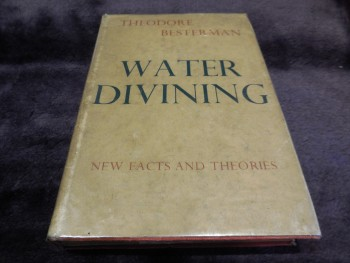 Image for Water Divining - New Facts and Theories