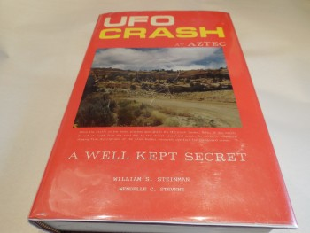 Image for UFO Crash at Aztec: A Well Kept Secret
