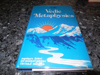 Image for Vedic Metaphysics