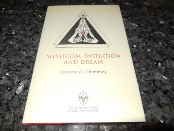 Image for Mysticism, Initiation and Dream