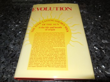 Image for Evolution - The Ever-Lasting Golden Yolk is the Life and Breath of Origin