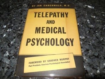 Image for Telepathy and Medical Psychology