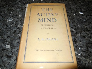 Image for The Active Mind - Adventures in Awareness