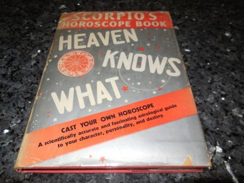 Image for Scorpio's Horoscope Book - Heaven Knows What