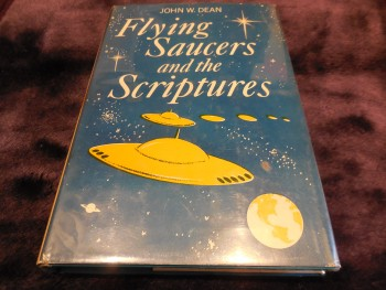 Image for Flying Saucers and the Scriptures
