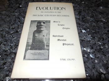 Image for Evolution as Outlined in the Archaic Eastern Records