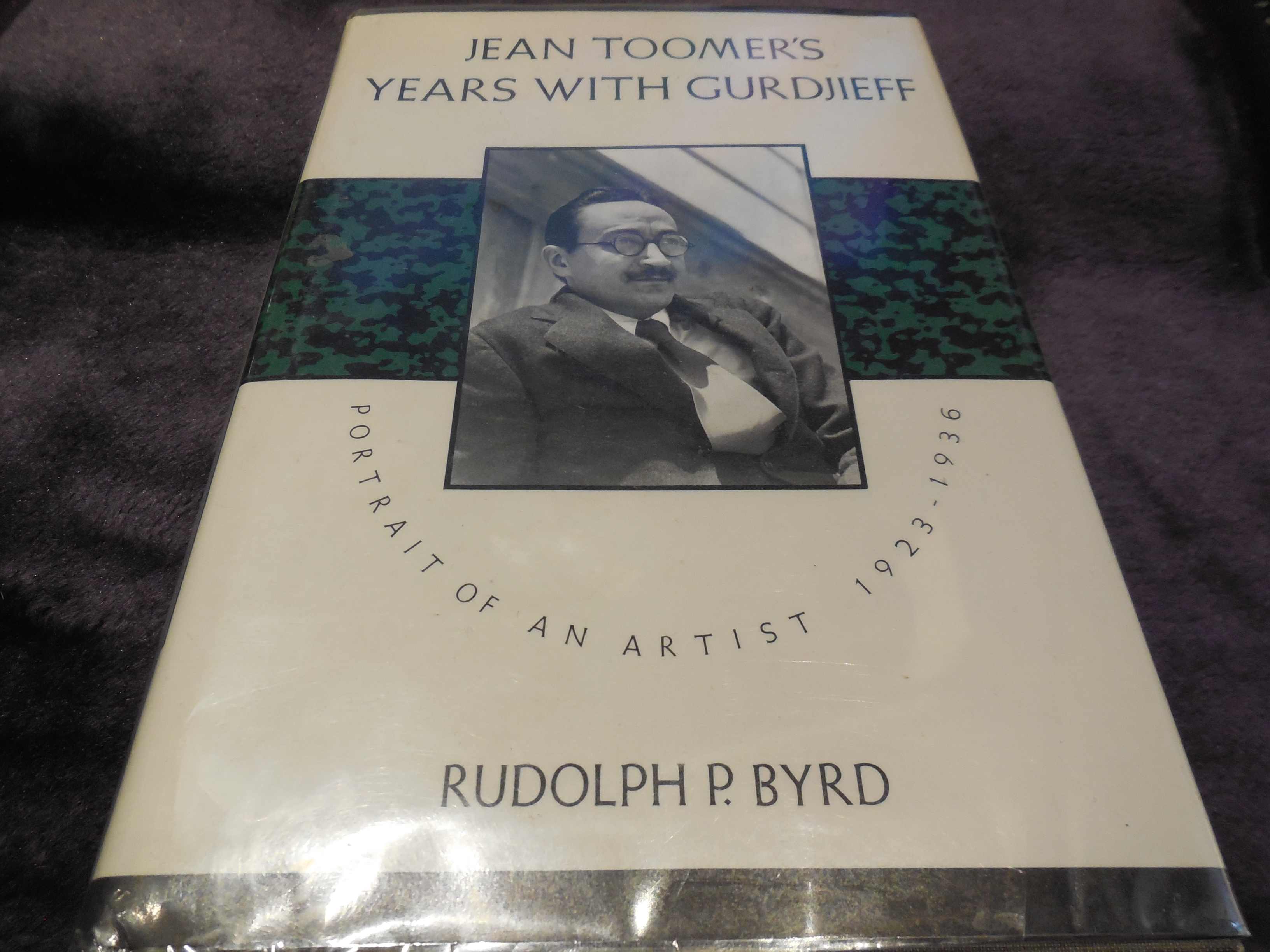 Image for Jean Toomer's Years With Gurdjieff: Portrait of an Artist, 1923-1936