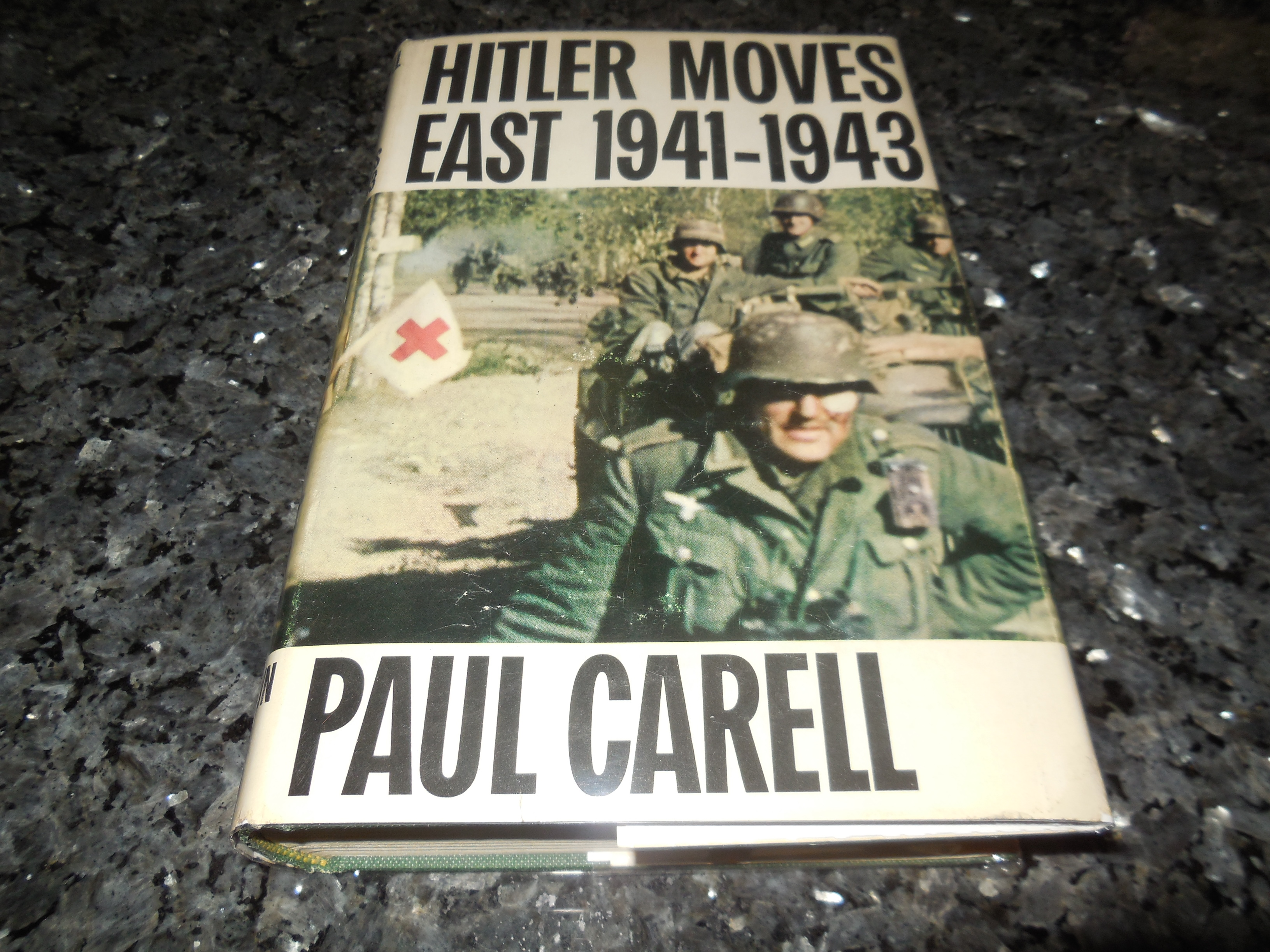 Image for Hitler Moves East 1941-1943
