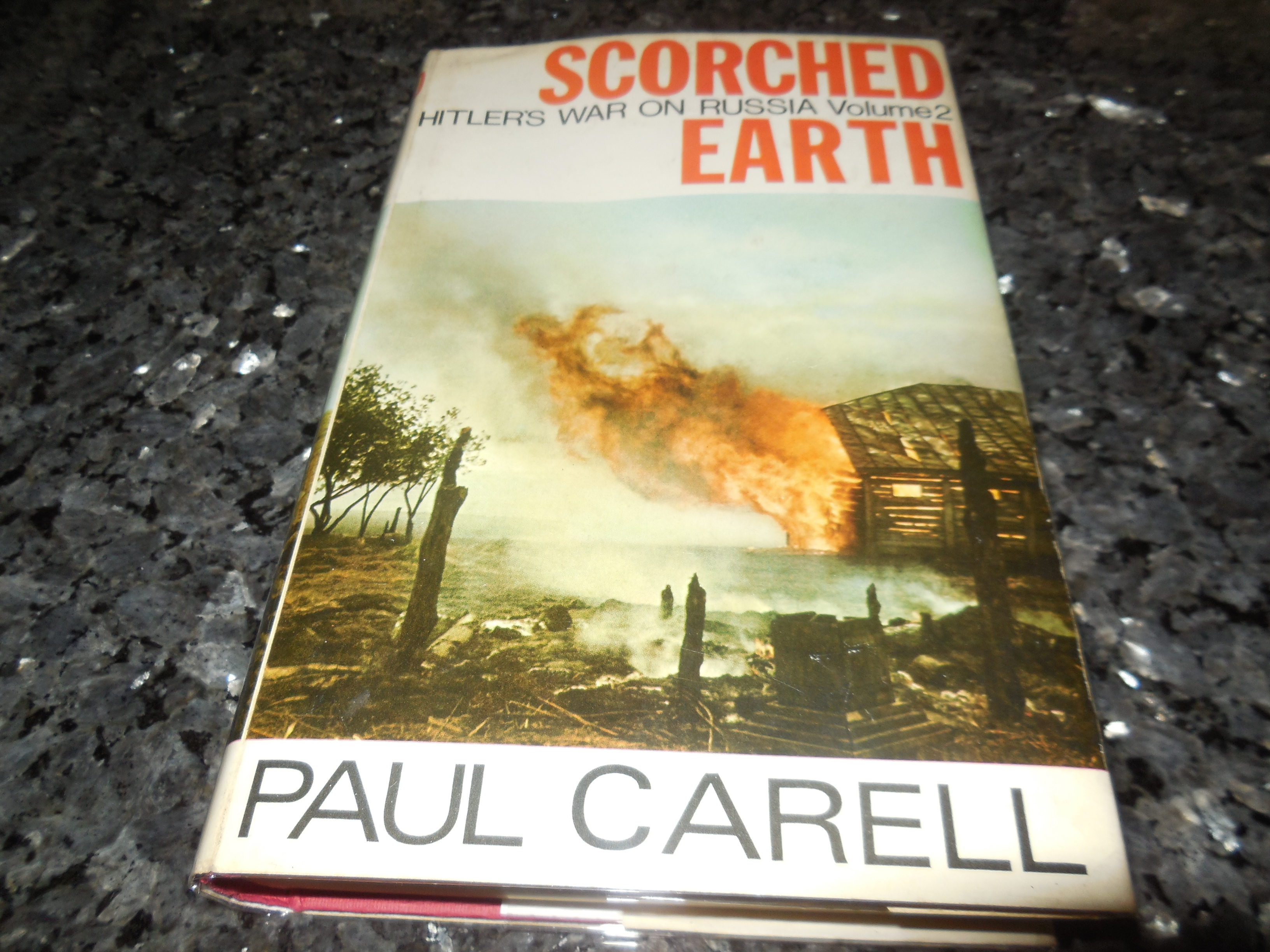 Image for Scorched Earth: Hitler's War on Russia, Vol. 2
