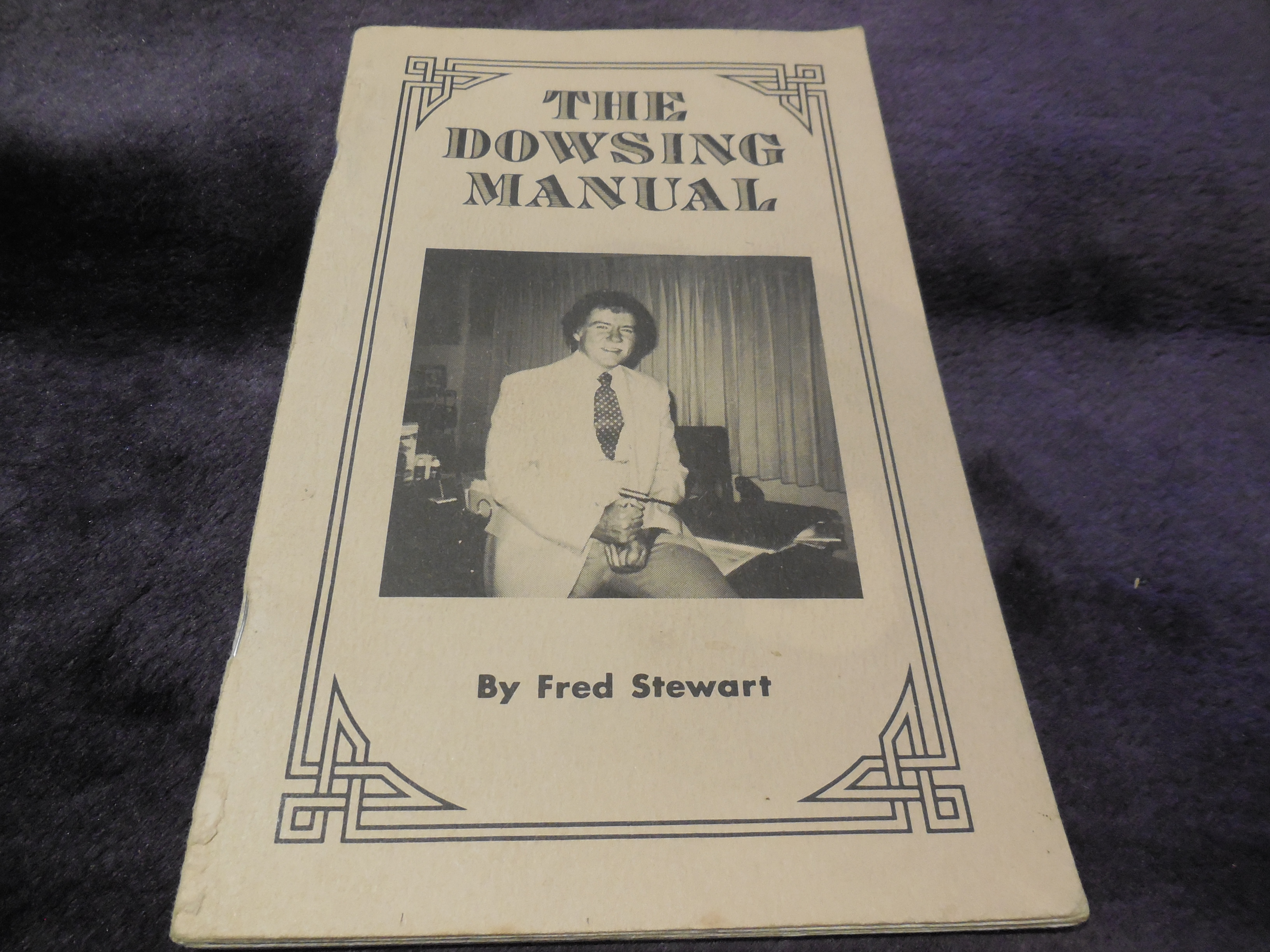 Image for The Dowsing Manual