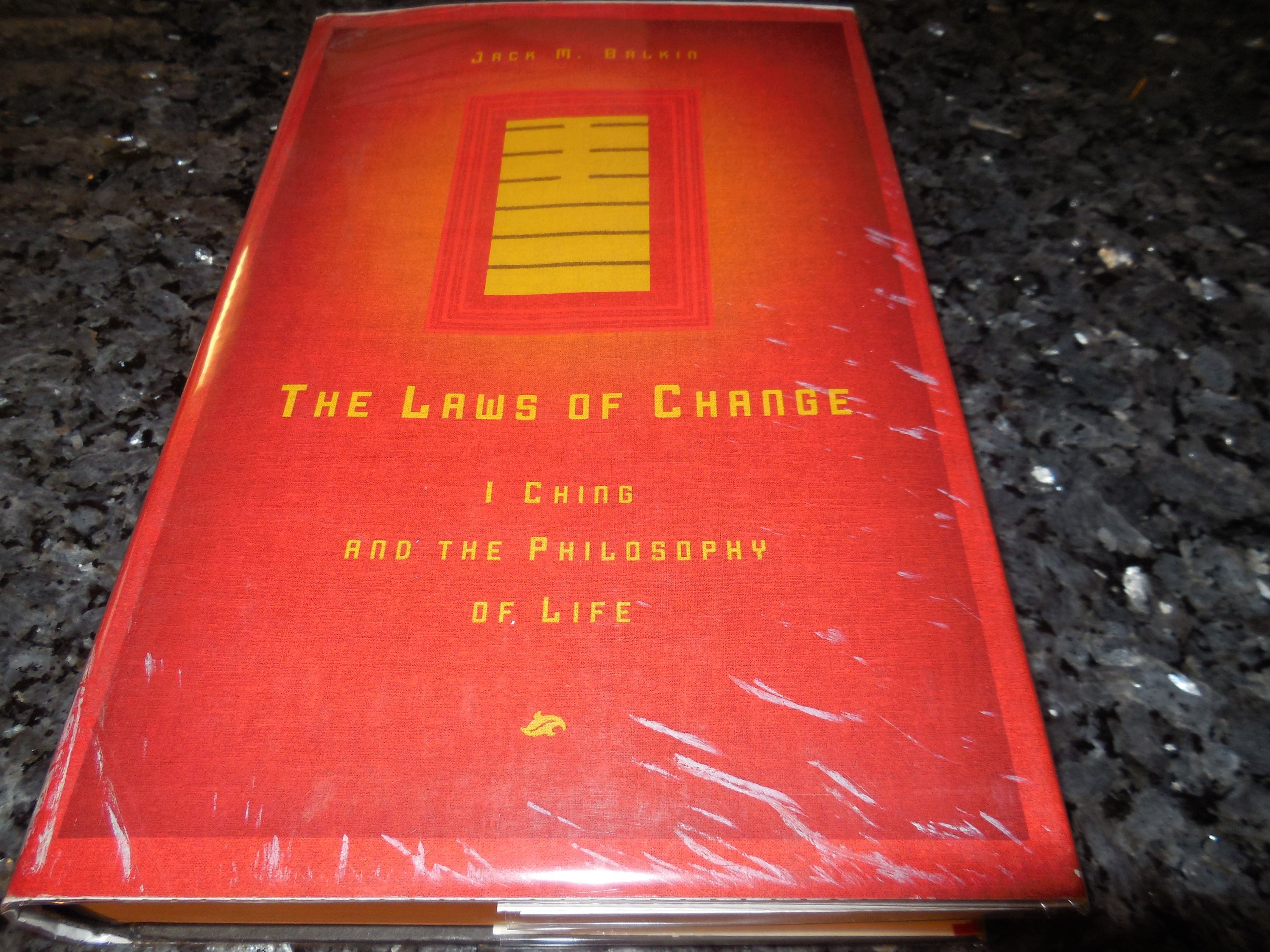 Image for The Laws of Change: I Ching and the Philosophy of Life