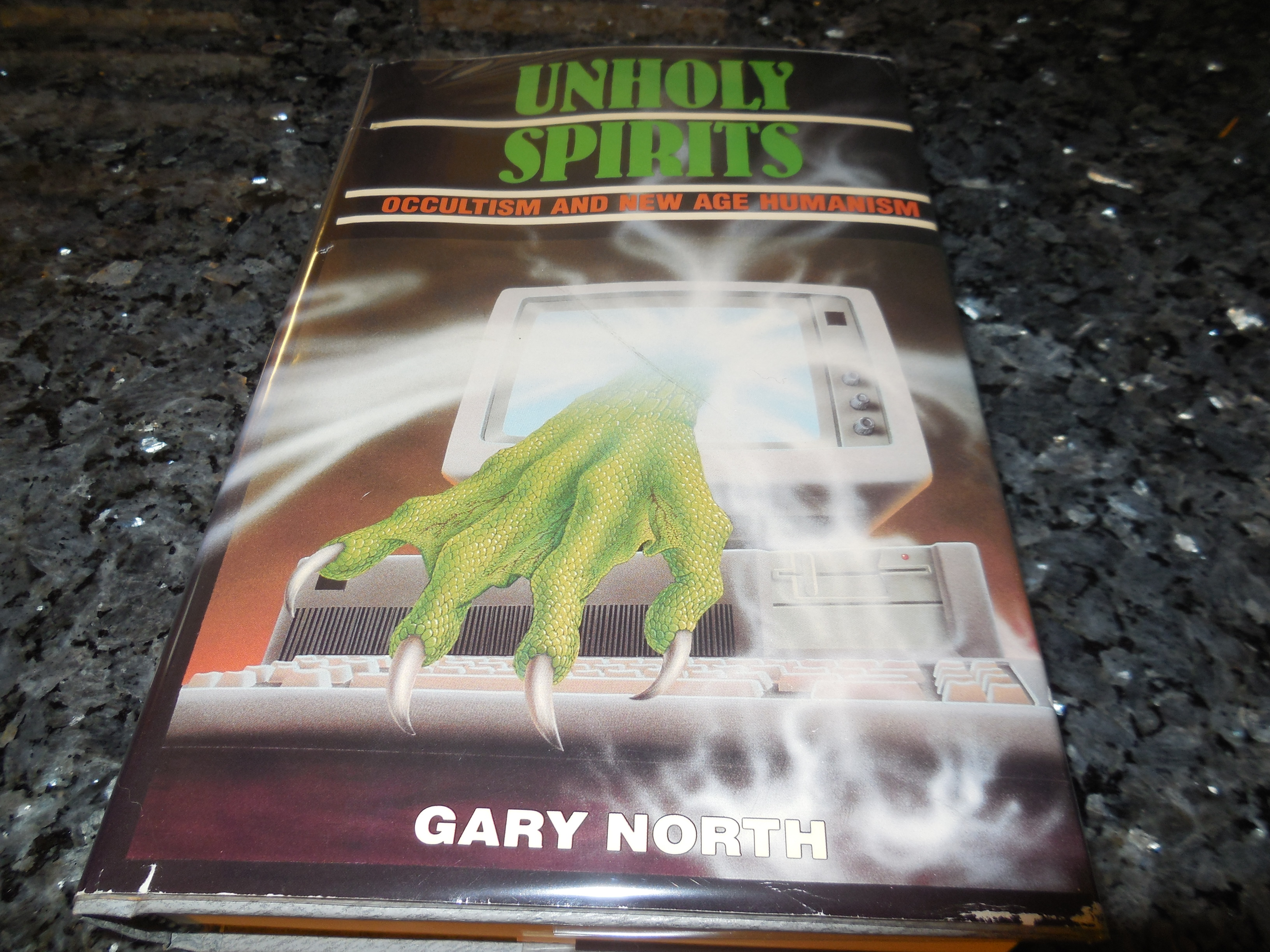 Image for Unholy Spirits: Occultism and New Age Humanism