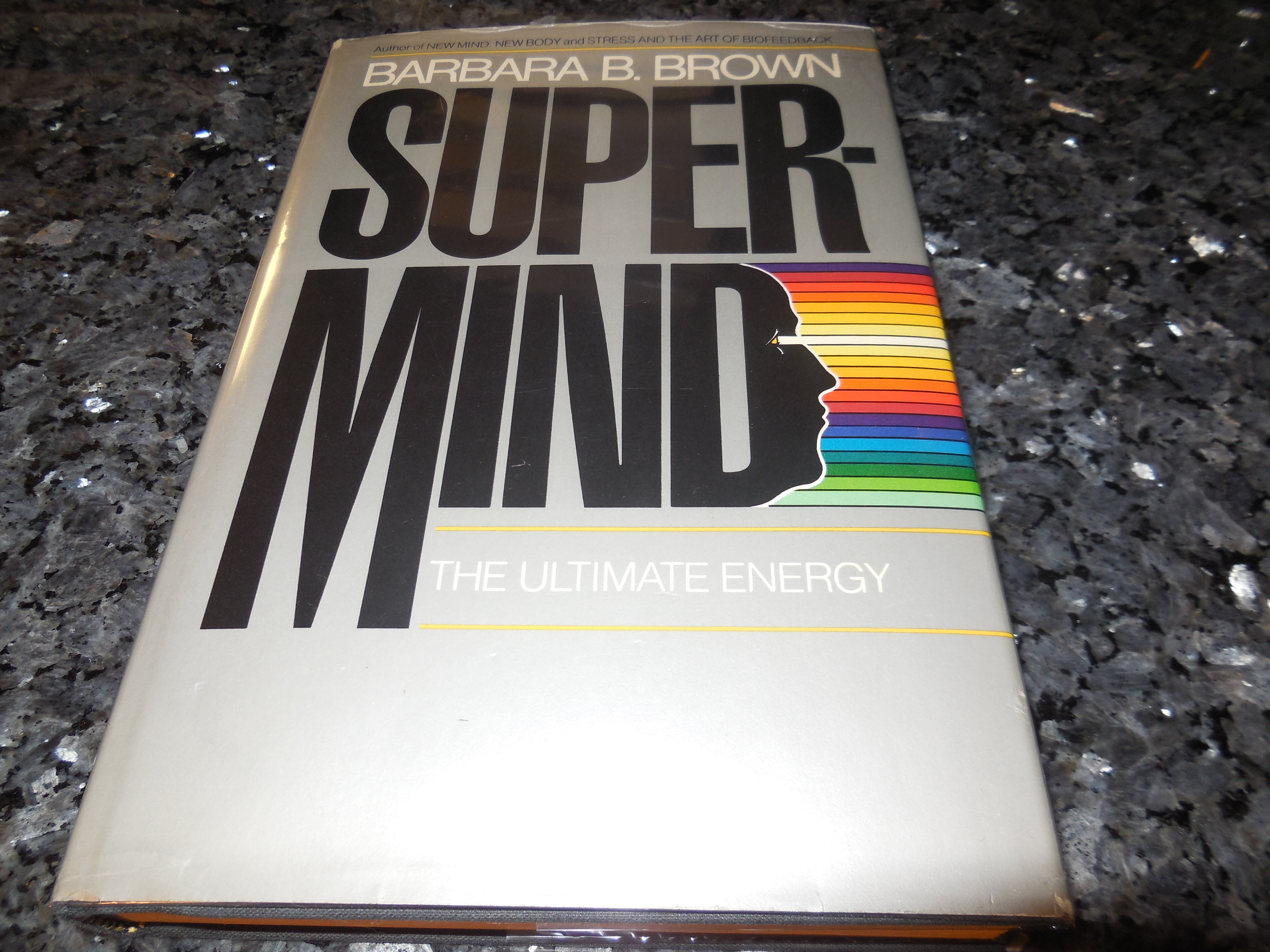 Image for Supermind, the ultimate energy (A Cass Canfield book)