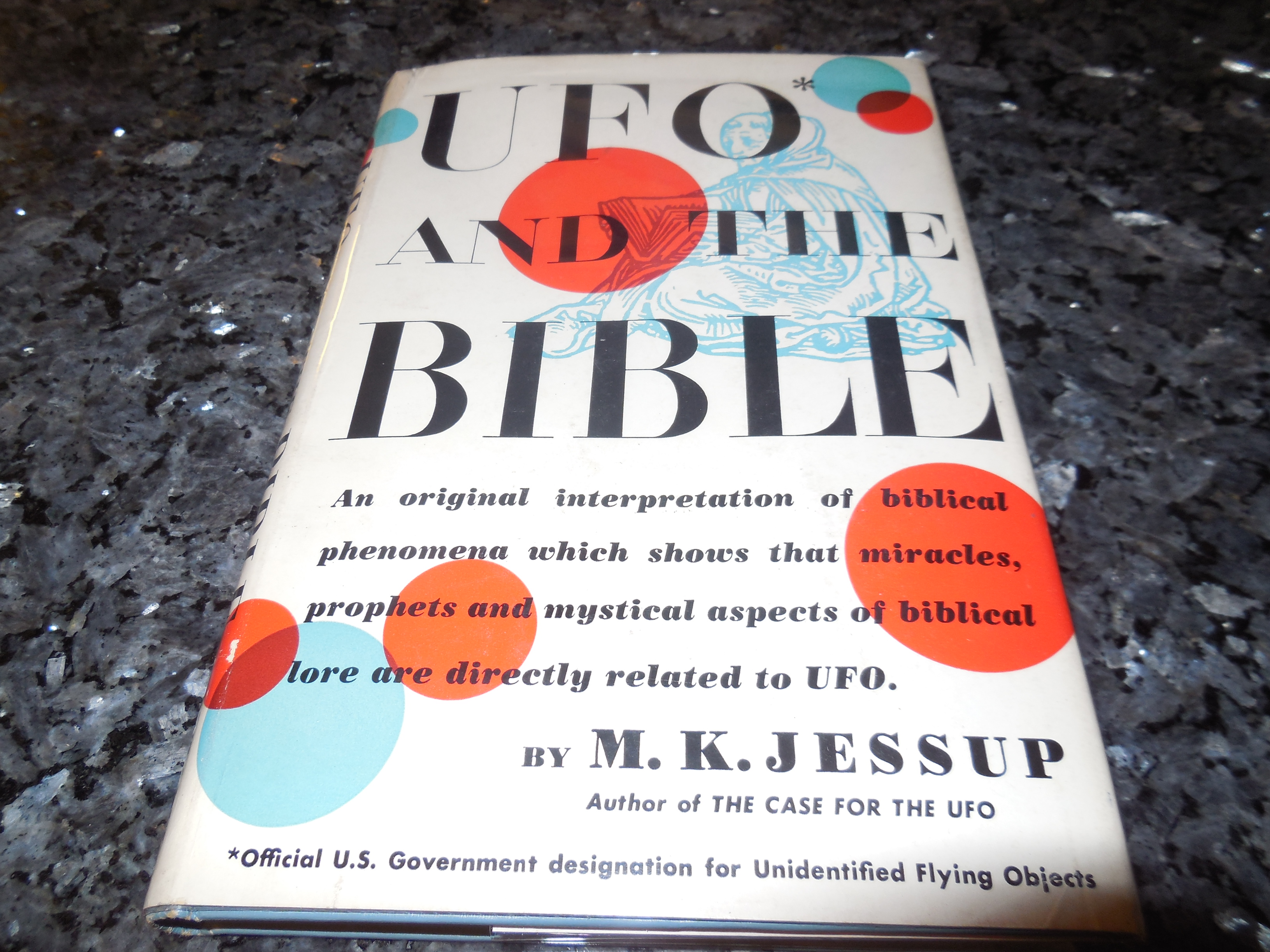 Image for UFO and the Bible